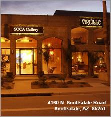 SOCA Gallery Scotsdale, AZ
